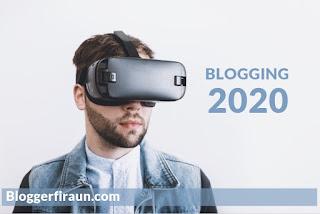 Resolusi Blogger Firaun di tahun 2020