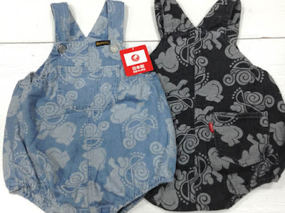 HYSTERIC MINI Bodysuits (夾衣)