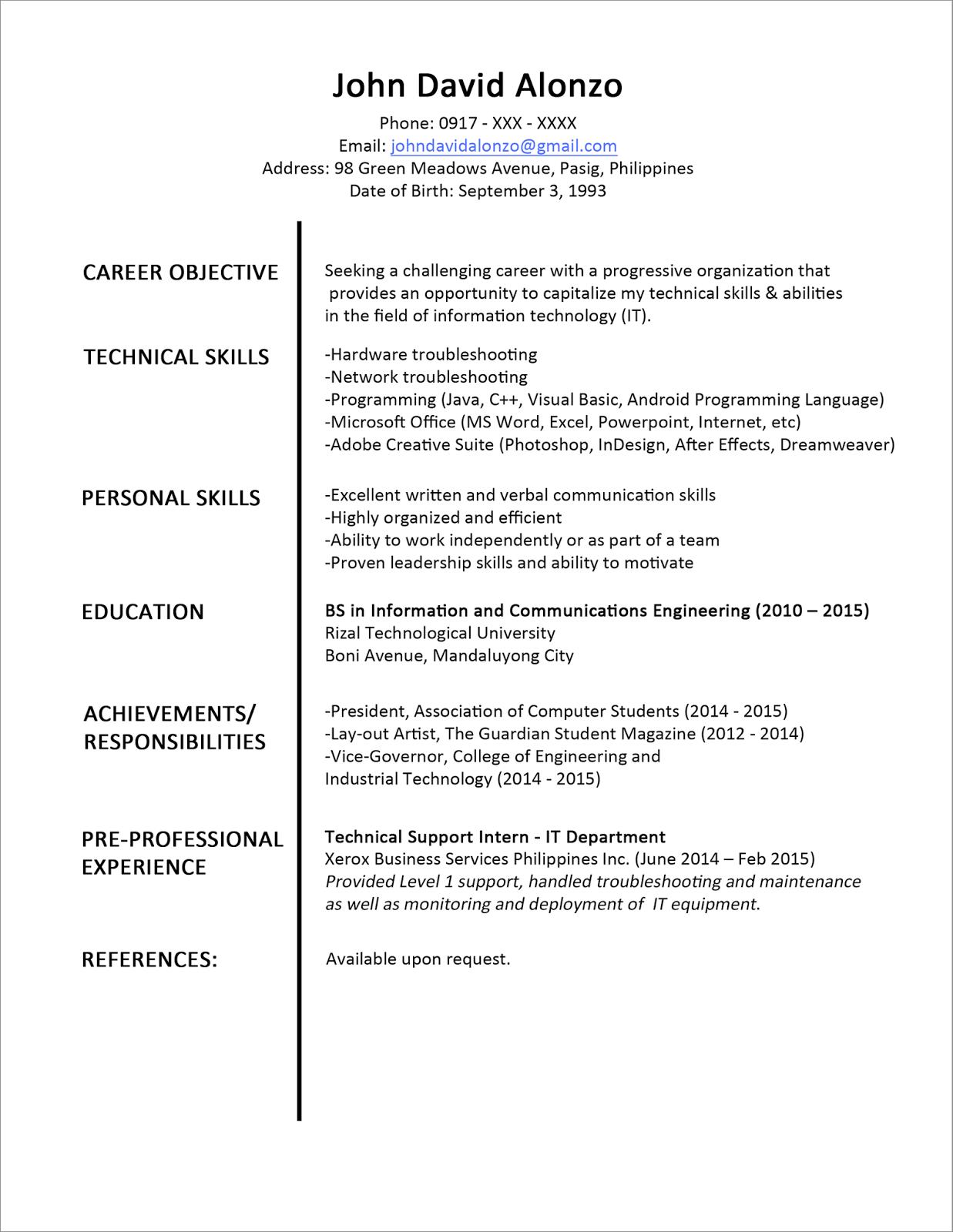 resume making write a successful job application resume making 250 resume templates and win the job web designer resume
