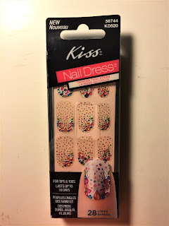 kiss nail dress peignoir