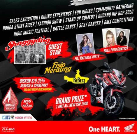 Event Launching All New CBR 2016