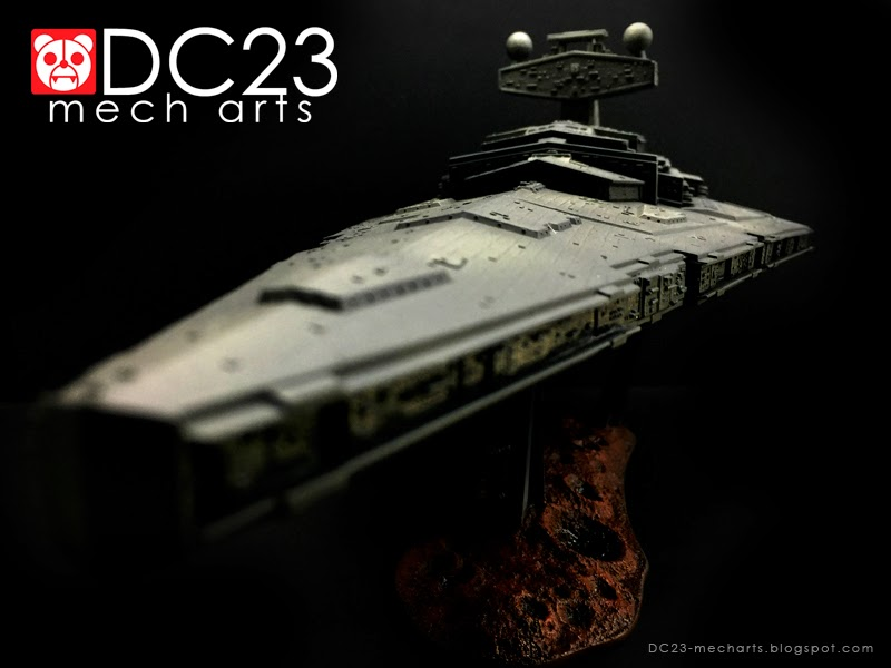 MPC Frtl StarWars Star Destroyer verDC23photo