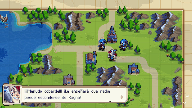 Análisis Wargroove para Nintendo Switch