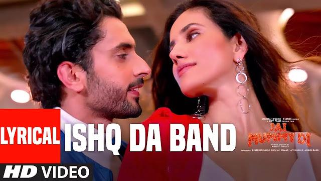 Ishq Da Band Lyrics - Jai Mummy Di | Mika Singh, Shipla Surroch