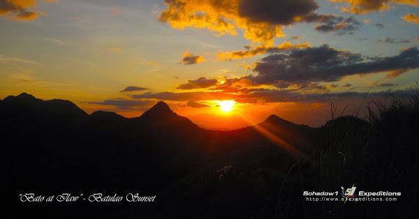 Batulao Sunset - Schadow1 Expeditions