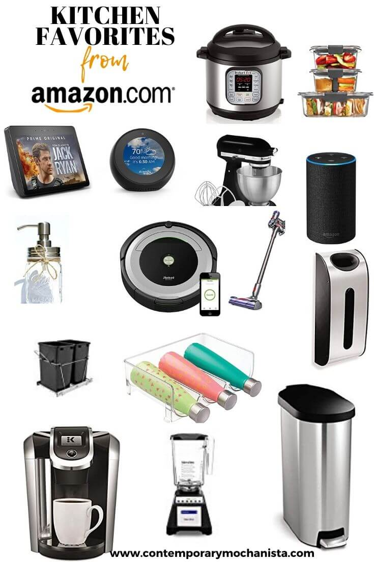 Kitchen Items from Amazon