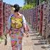 京都初體驗|穿著和服穿梭在嵐山的大街小巷吧!(夢京都渡月橋店)