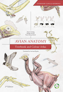 Avian Anatomy Textbook and Colour Atlas 2nd Edition