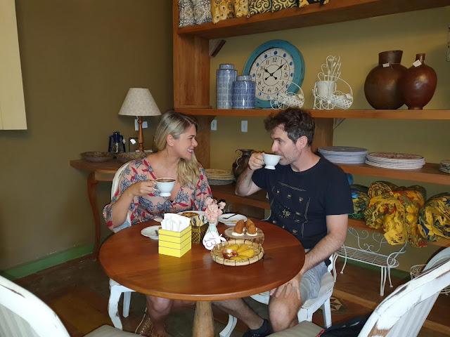 Blog Apaixonados por Viagens - Onde comer em Tiradentes - Café Bistrô Jane`s Apple Factory