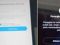 Cara Reset Mi Cloud Redmi Mi4C tanpa Flash
