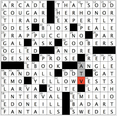 Rex Parker Does the NYT Crossword Puzzle: 2019