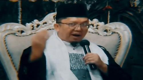 Pendakwah Alfian Tanjung: Negeri Kita Dalam Cengkraman Salib dan Komunis