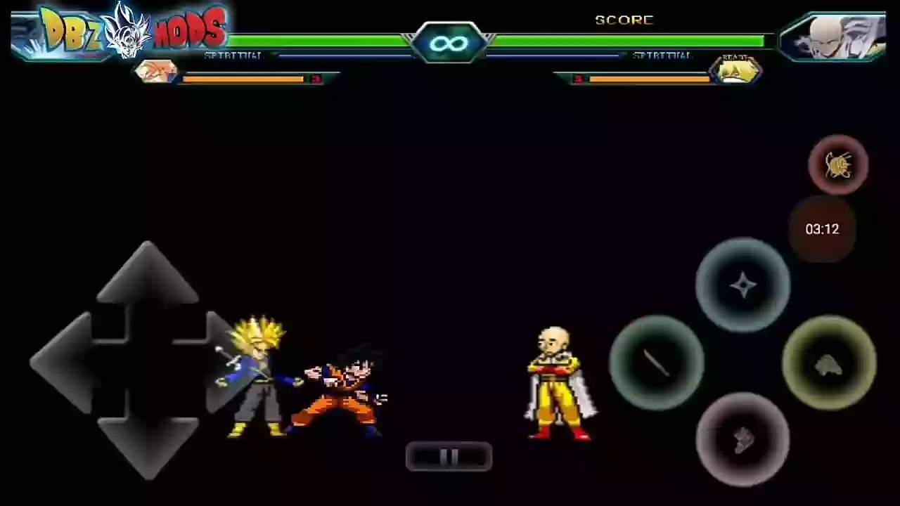 New anime Mugen Apk 300 characters