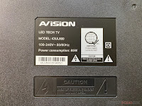 Avision 43UL800 43UL80C Review