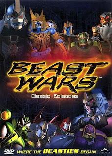 Beast Wars Transformers Serie Completa 720p Español Latino