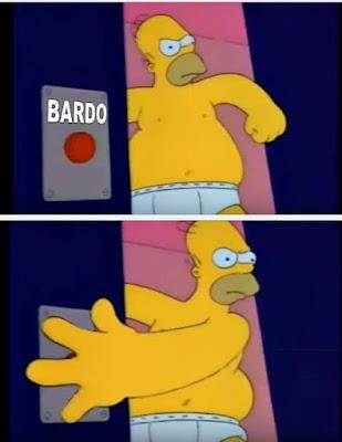 Homero boton Bardo