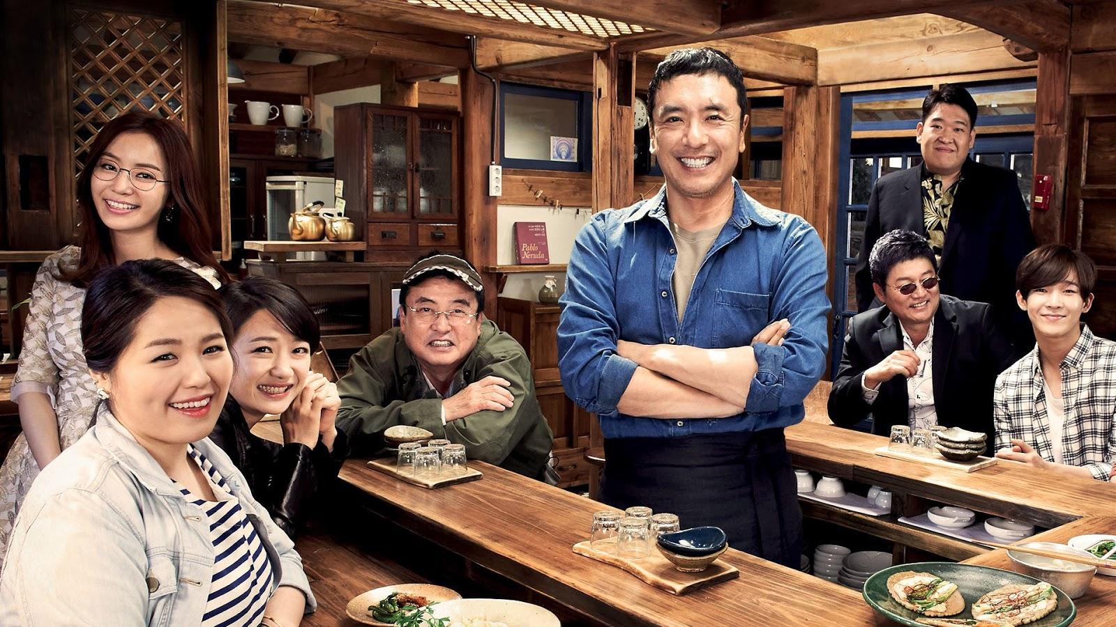 LATE NIGHT RESTAURANT: Film Unik Tentang Sensasi Makan dan Ngerumpi di Malam Buta di Tengah Kota Seoul