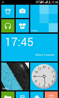 CUSTOM ROM LUMIA 708 for Evercoss A7E
