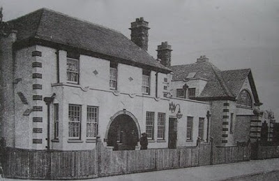 Ramsey Police Station (circa 1940s)  (From The Badgers Lair)