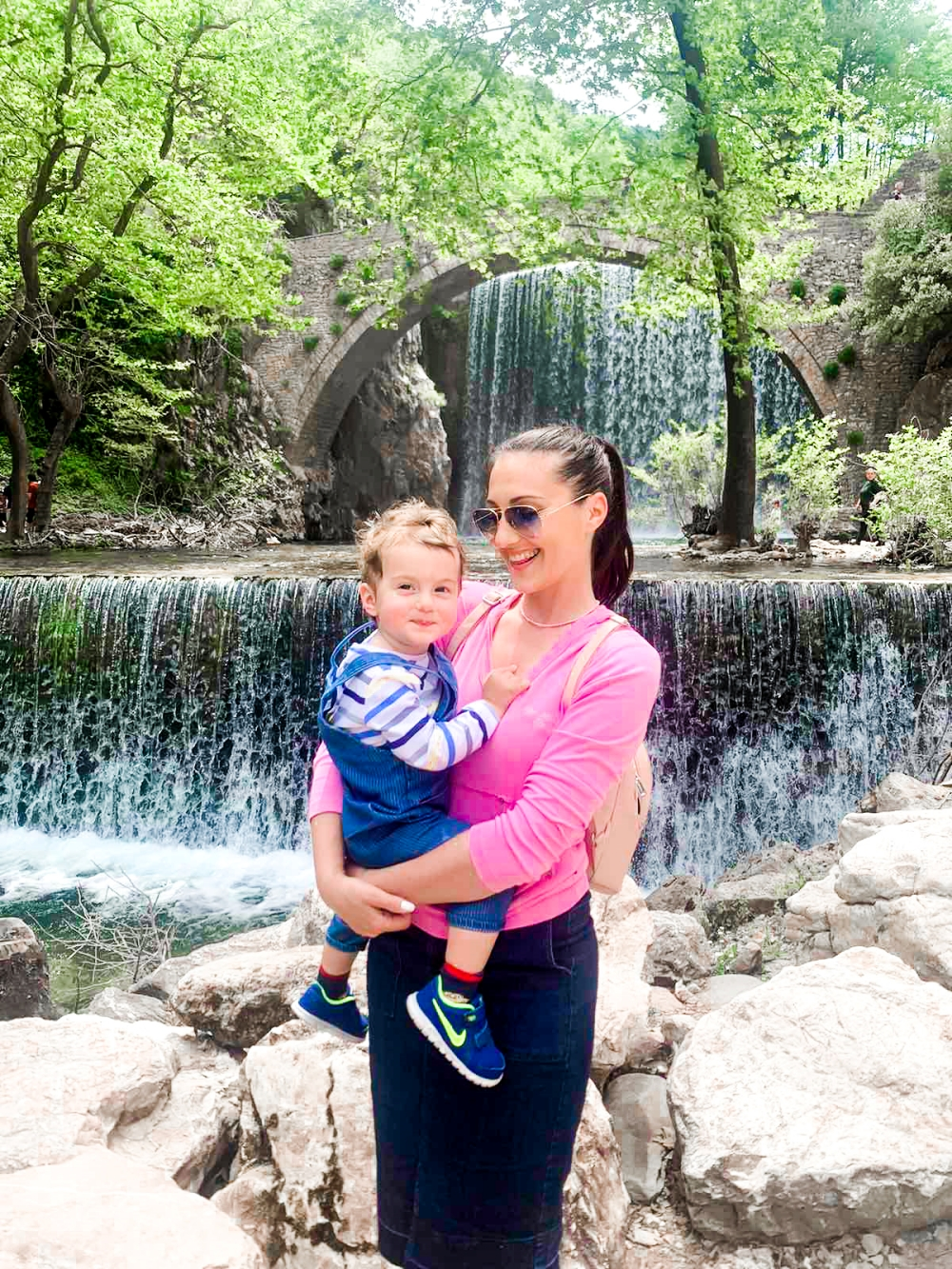 spending time in nature with baby, lifestyle activities for mom and kid