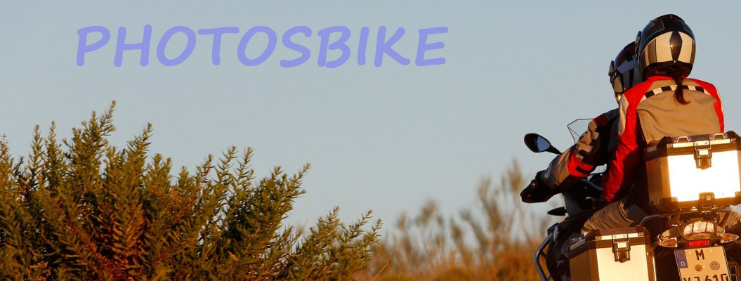 PHOTOS and BIKE