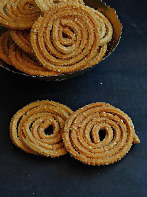 Janthikalu, Andhra Spicy Murukkulu
