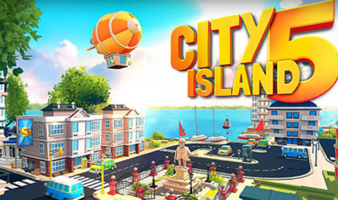 TOP! 5 Game City Building Ofline Terbaik - City Island 5