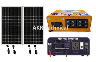How to Install Solar Off Grid System