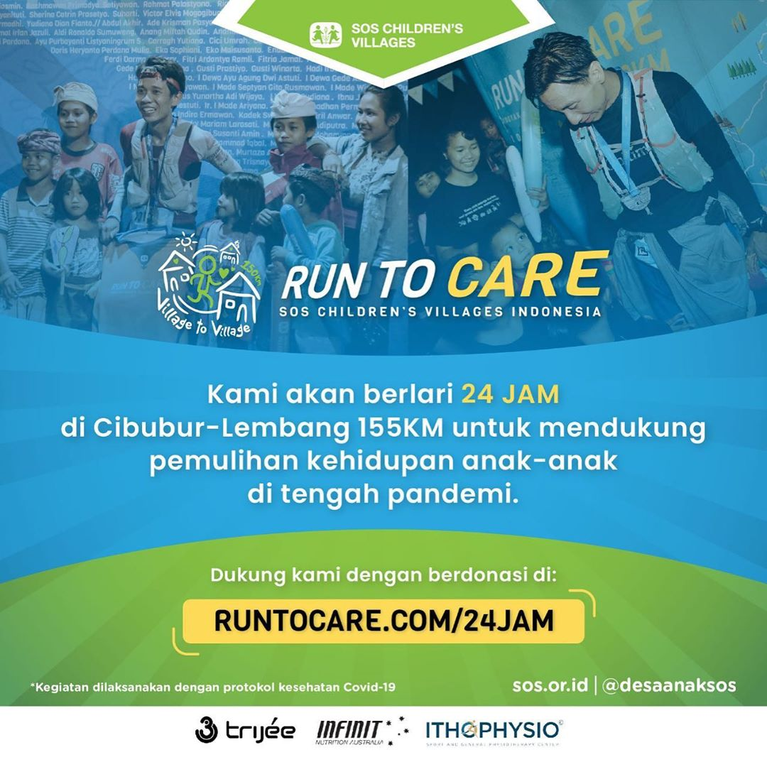 Beat The Time to Support Children – Cibubur-Lembang • 2020