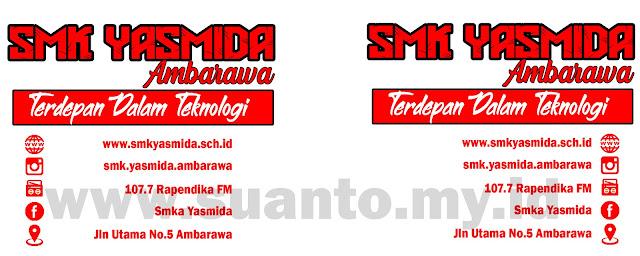 Desain Gelas Mug SMK Yasmida Ambarawa