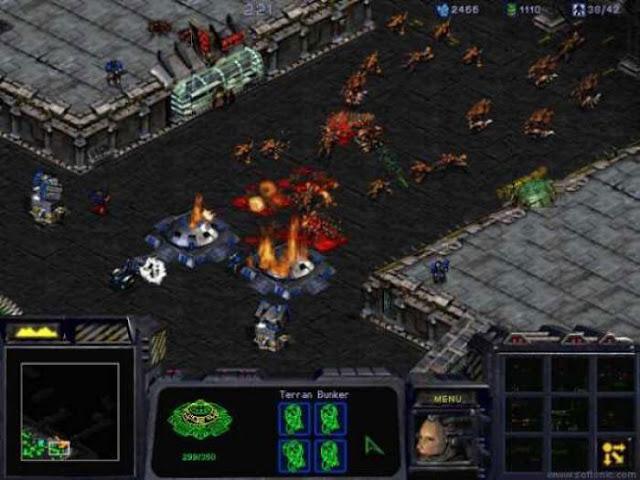 Starcraft Brood War Full Setup download