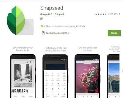 Aplikasi memperbaiki foto blur