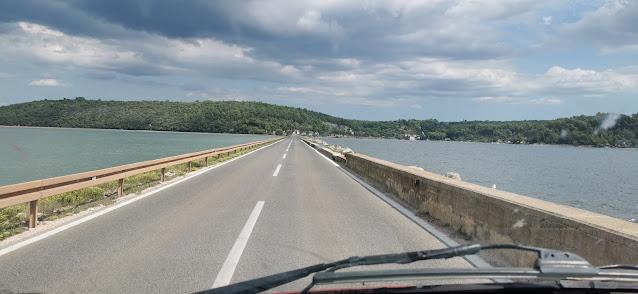 campervanem po Istrii