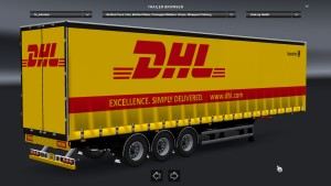 SDC standalone trailer pack