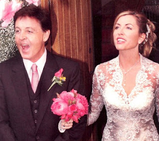 8. Paul McCartney & Heather Mills - $3,6 juta
