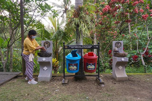 Rekomendasi Wisata di Ubud dan Bedugul yang Menerapkan Protokol CHSE 2