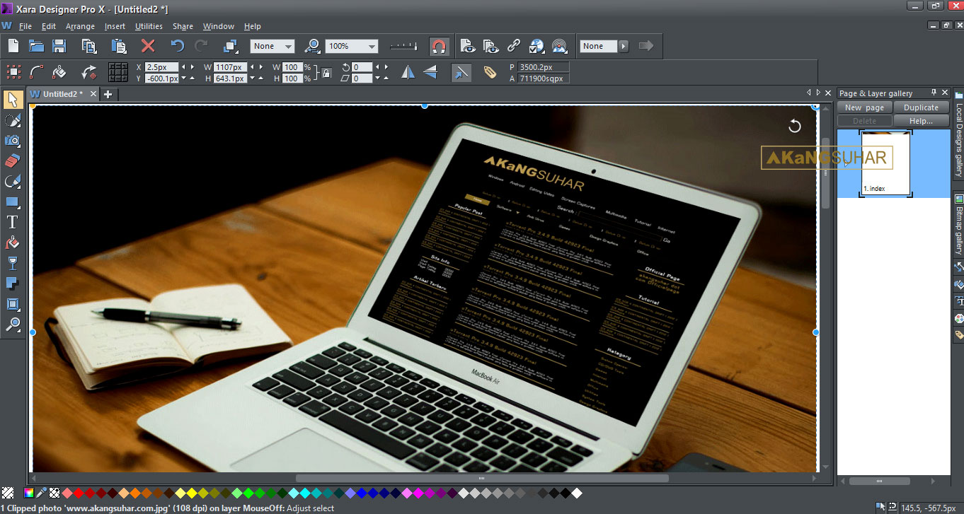 Gratis Download Xara Designer Pro X Final Full Crack Terbaru, Xara Designer Pro X Full Keygen