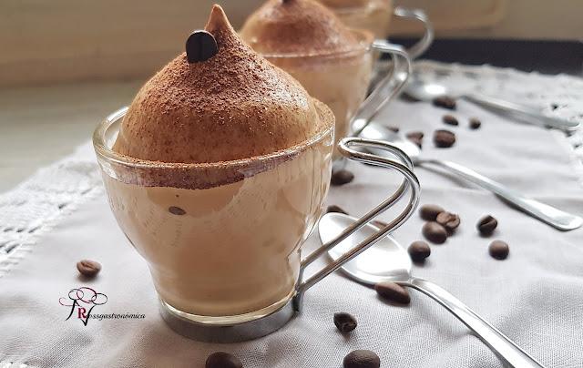 Espuma de café americano