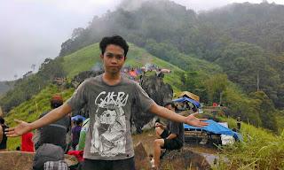 Bukit Jamur Bengkayang 7