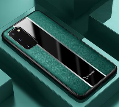 Zebana Premium Deri Yeşil Renk Kılıf