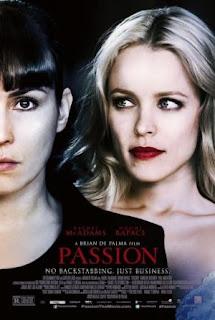 Passion (2012) Thriller de Brian De Palma