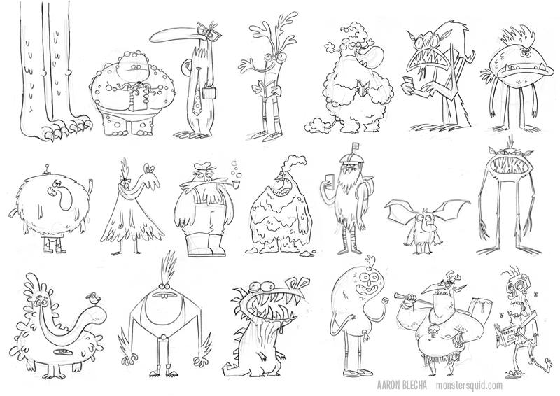 Cartoon Network Character Designer Salary : Cha
