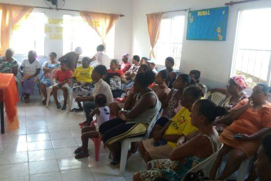 Alagoinhas: SEMAS realiza atividade de fortalecimento de vínculos e socialização no CRAS de Nova Brasília