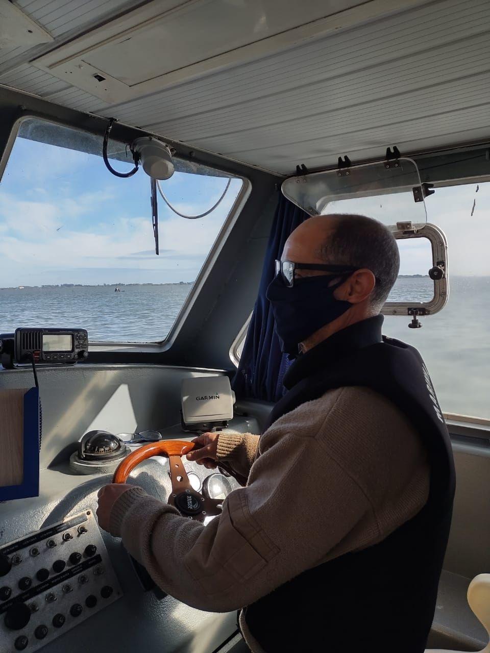 Guarda Portuária de Rio Grande conclui curso para condução de embarcações do Estado