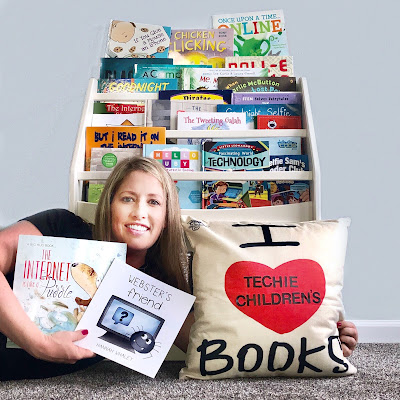 technology themed picture books with digital citizenship themes