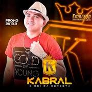 Kabral O Rei da Seresta - Promocional Outubro 2018
