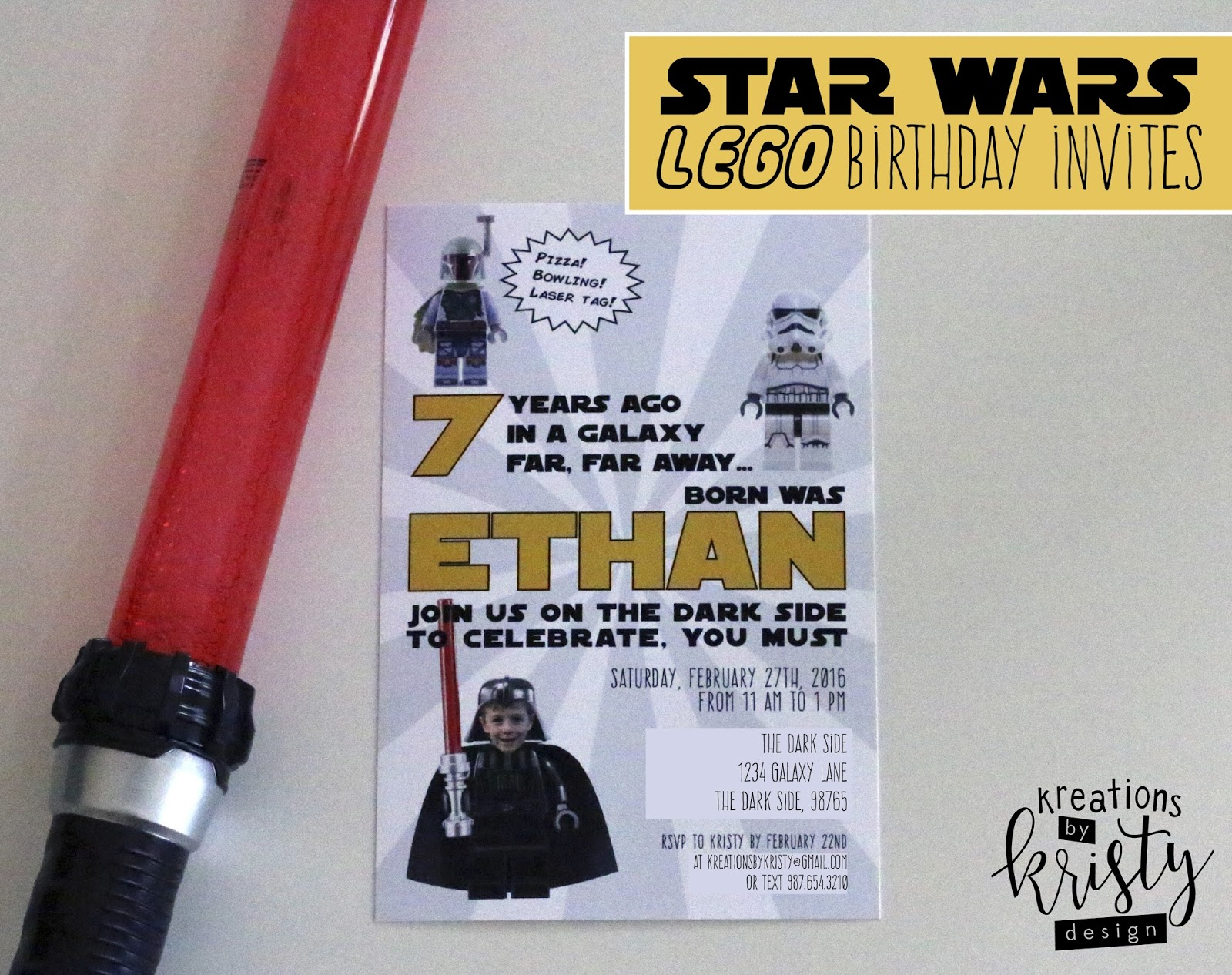 More than 9 to 5 life as mom ethans lego star wars themed his next party was at our house with my family my niece hannah had just turned 4 a couple weeks before ethans birthday so we had a fun combined party filmwisefo Images