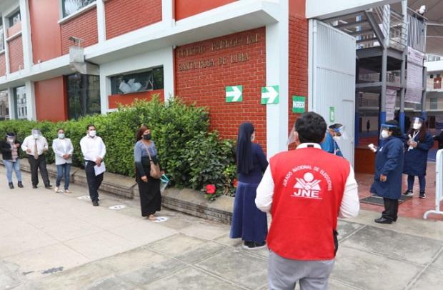 Elecciones 2021: dictan medidas de seguridad para el domingo 11 de abril