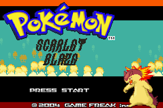 pokemon scarlet version beta 2 download gba