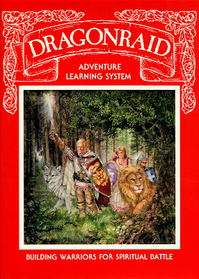 The DragonRaid RPG